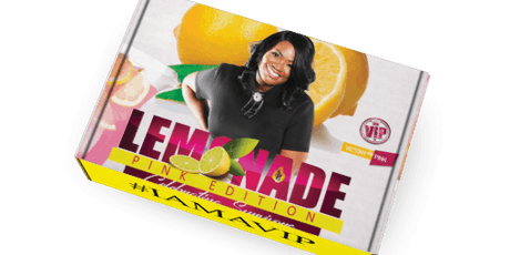 Lemonade 2019-The Big Squeeze! tickets