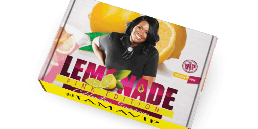 Lemonade 2019-The Big Squeeze!