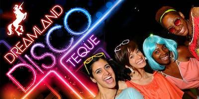 BOOGIE WONDERLAND DREAMLAND DISCOTEQUE- DISCO SKATE PARTY!