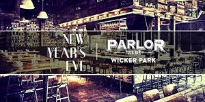 New Year's Eve Chicago 2019 at Parlor (Wicker Park)