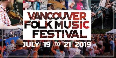 Vancouver Folk Music Festival 2019