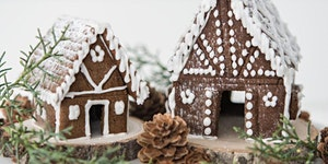 Children's Gingerbread House Workshop | Day Two