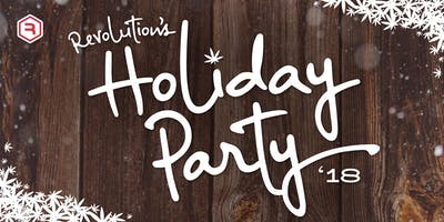 Revolution Holiday Party