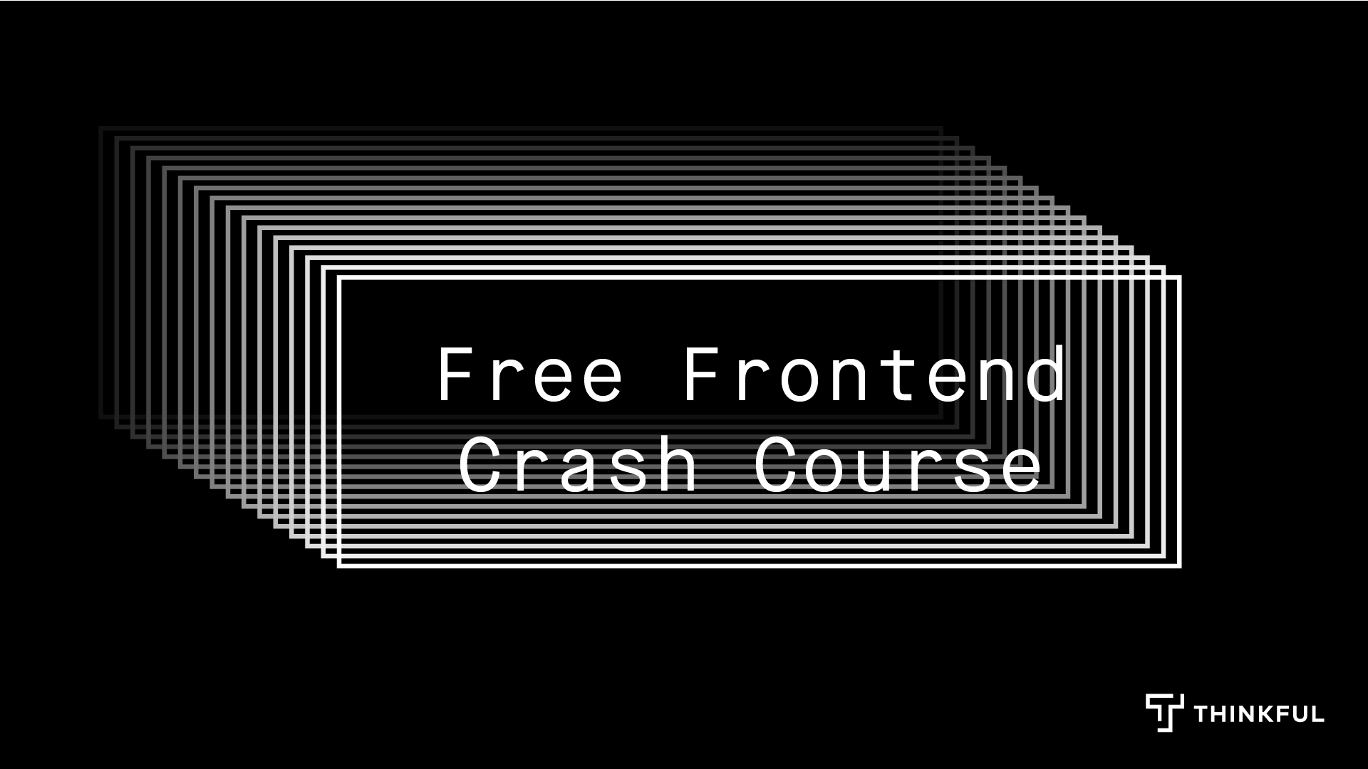 Free Frontend Crash Course: JavaScript Fundamentals