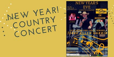 New Years Eve Country Concert