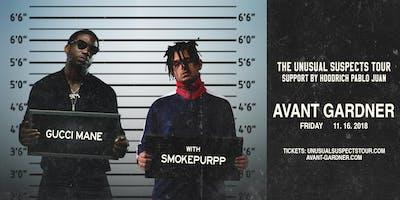 Gucci Mane / Smokepurpp at Avant Gardner Brooklyn