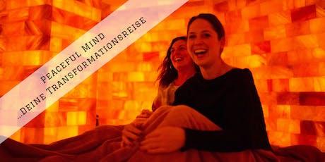 Peaceful Mind Erlebnisabend mit Transformationsreise (geführte Meditation) Tickets