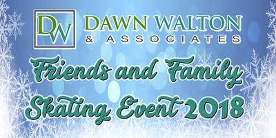 Dawn Walton & Associates FREE Family Skate