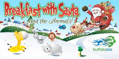 Breakfast with Santa and the Animals 2018