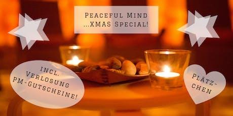 Peaceful Mind - Erlebnisabend mit Energiereise XMAS-Special! Tickets