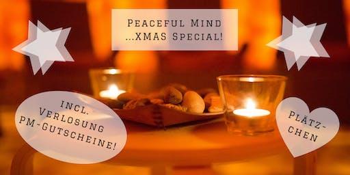 Peaceful Mind - Erlebnisabend mit Energiereise XMAS-Special!