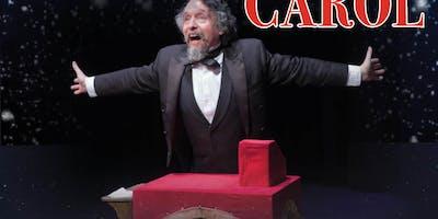 "performance of \""A Christmas Carol\"""