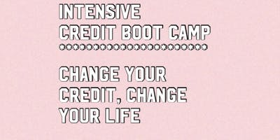 Intensive Credit Boot Camp (Dec)