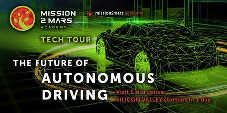 The Future of Autonomous Driving Tech Tour tickets