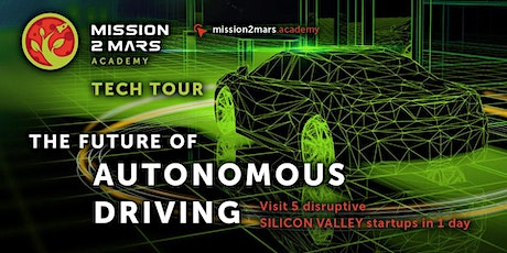 The Future of Autonomous Driving Tech Tour tickets