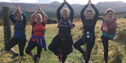 Highland Adventure Trail Running and Yoga Retreat