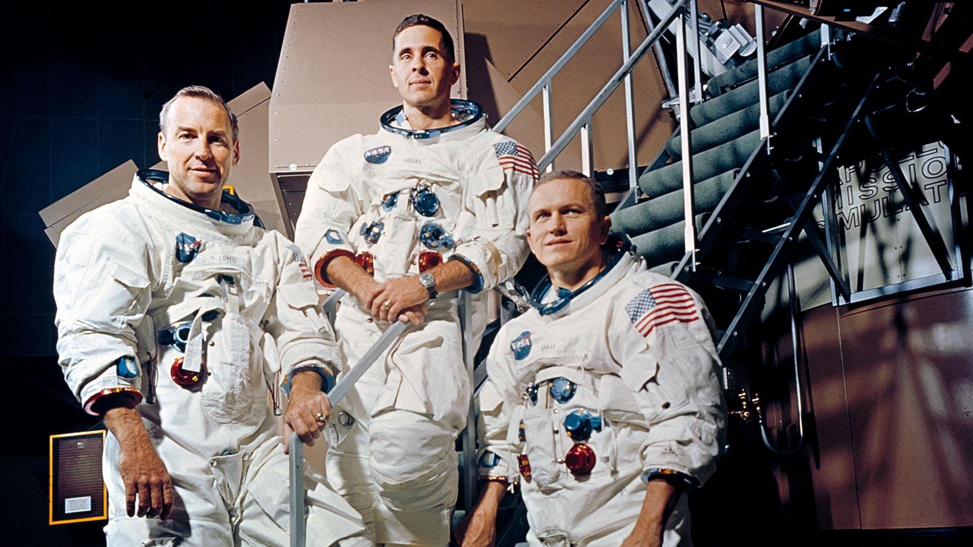 Apollo 8 Mission 50th Anniversary Celebration