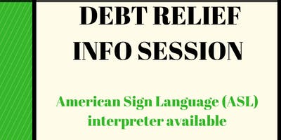 Debt Relief Event