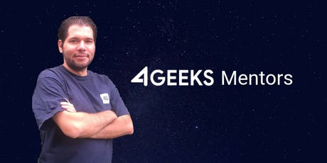 4Geeks Mentors - San Jose, CR. tickets