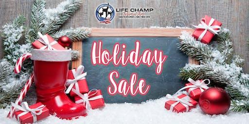 Life Champ Martial Arts - Holiday Sale (Reston)