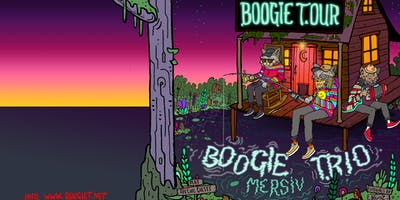 Boogie T.our ft. Boogie T.rio + Mersiv - ALBUQUERUE, NM