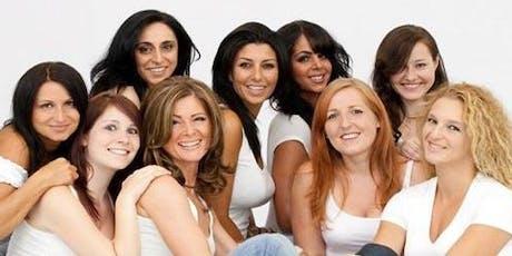 Taller de Empoderamiento Femenino entradas