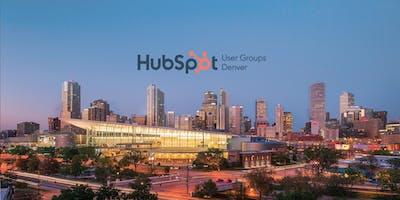 December HubSpot User Group - Denver