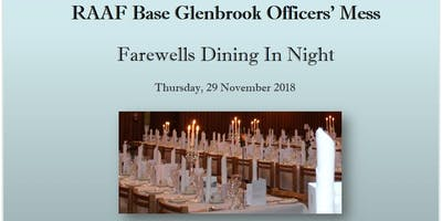 RAAF Base Glenbrook Officers\