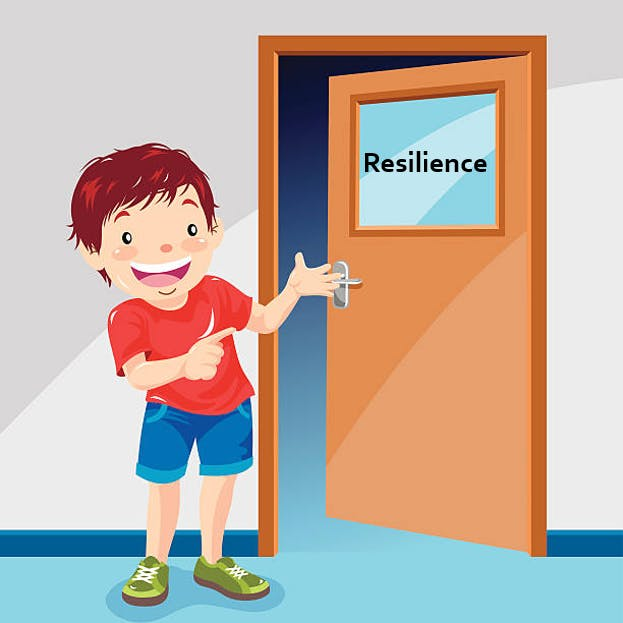 Resilience: The Door to a Hopeful Future
