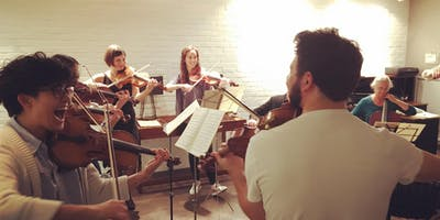 Pocket Concerts: Chamber Music Jam Party