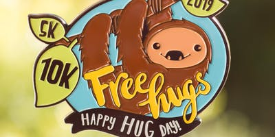 2019 Happy Hug Day 5K & 10K - Tulsa