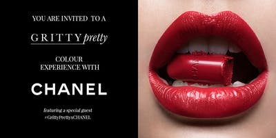 MELBOURNE - A Gritty Pretty Colour Experience with CHANEL