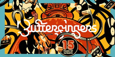 BUTTERFINGERS (15 Years of \