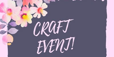 Calling All Craft Vendors - Space Available!