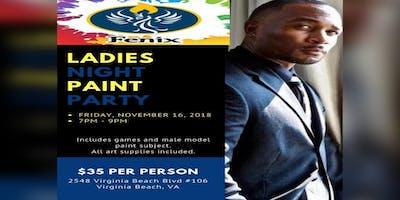 The Fenix Experience Presents Las Paint Night