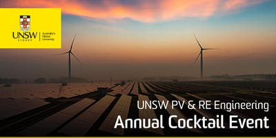 UNSW PV & RE Engineering Annual Cocktail Event