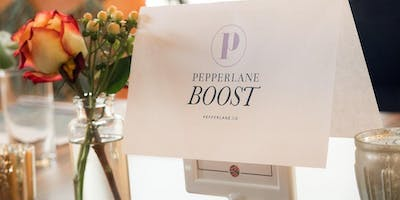 Pepperlane Boost: Lexington Meeting (Led by Rebecca Moore)