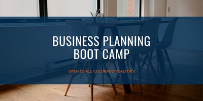 Business Planning Boot Camp - FCBR