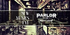New Year's Eve Chicago 2019 at Parlor (West Loop)