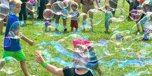 190803- Free Bubble Festival in East Greenville