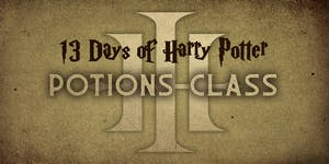 Snape's Potions Class