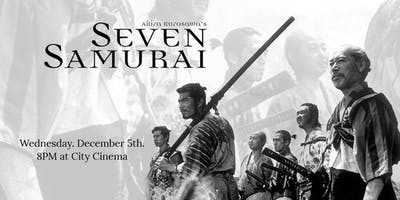 Film Screening: Seven Samurai (Akira Kurosawa, 1954)