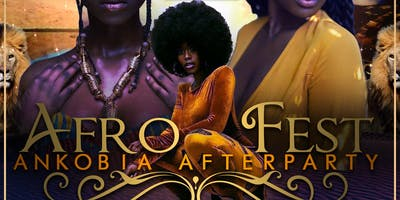 Afro Fest: Ankobia Pageant After Party