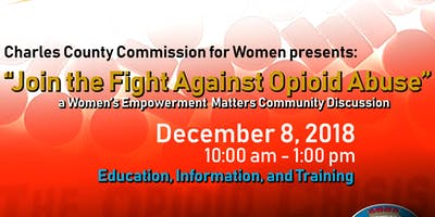 Community Conversation: Opioids