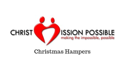 Christ Mission Possible Christmas Hampers