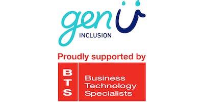 genU Inclusion Breakfast December 2018