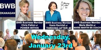 Jan - BWB Conversation Wednesday