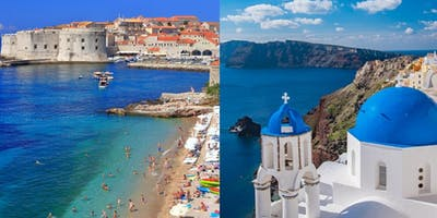 Croatia and Greece: Your dream holiday destinations!