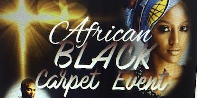 African Black Carpet Affair