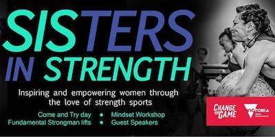 Sisters in Strength Workshop 2019